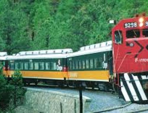 Barrancas Económico: Todo en Tren Chepe